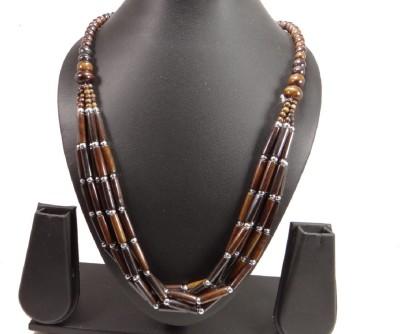 Shiv Kutumb Bone Necklace