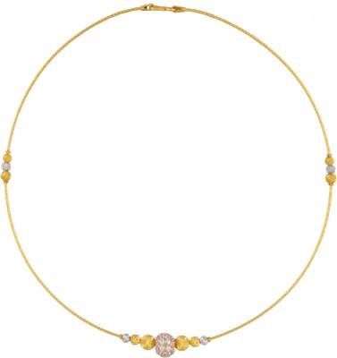 WHP Jewellers GCHD15035645 Precious Chain(Yellow Gold 22kt NA)