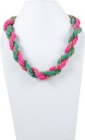 Vinnis Style Diva Metal, Acrylic, Alloy Necklace best price on Flipkart @ Rs. 344