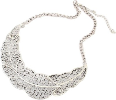 Young & Forever Antique Filigree Alloy Necklace