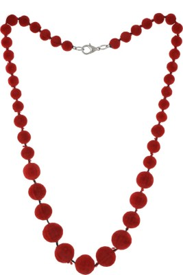One Stop Fashion Smart Fabric Necklace
