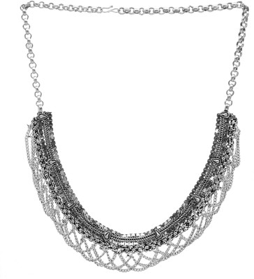 OZANOO Ethereal Alloy Necklace
