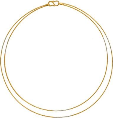WHP Jewellers GCHD15072278 Precious Chain(Yellow Gold 22kt NA)