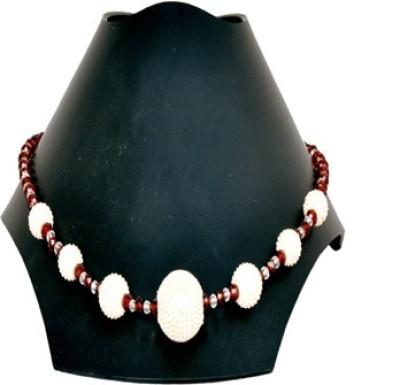 shalini jewlles Crystal, Plastic Necklace