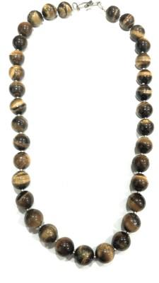AMARA JEWELLERS Brass Plated Glass Necklace at flipkart