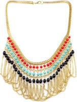 Vinnis Style Diva Metal, Acrylic, Alloy Necklace best price on Flipkart @ Rs. 199