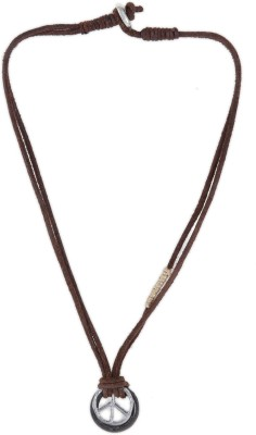 Ayesha Designer Leather Necklace at flipkart