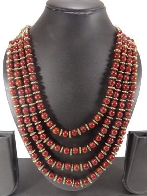 Shiv Kutumb Metal, Plastic Necklace