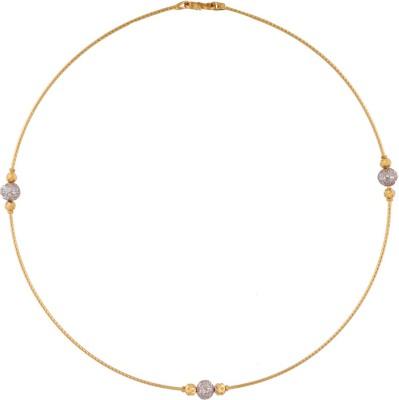 WHP Jewellers GCHD15035642 Precious Chain(Yellow Gold 22kt NA)