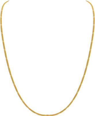 WHP Jewellers GCHD15057711 Precious Chain(Yellow Gold 22kt NA)
