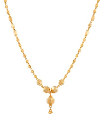 WHP Jewellers GMALD15034921 Precious Chain(Yellow Gold 22kt NA)