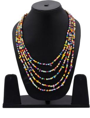 Alyssum Designs Plastic Necklace