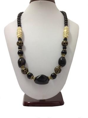 Shiv Kutumb Stone Necklace
