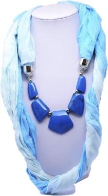 Zia Acrylic Necklace