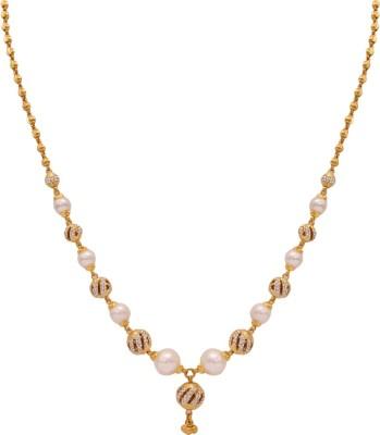 WHP Jewellers GMALD15081315 Precious Chain(Yellow Gold 22kt NA)