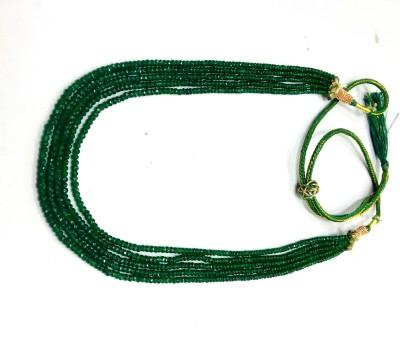 Prakash Jewellers Jade Stone Necklace