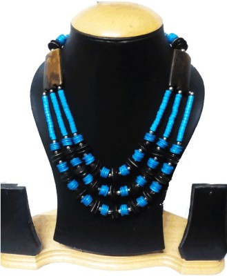 Craft Banaras Patla Magic Neckless Craft Banaras Bone Necklace