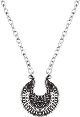 Payalwala Silver Plated Alloy Necklace at flipkart