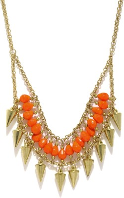 Dressberry Metal Necklace at flipkart