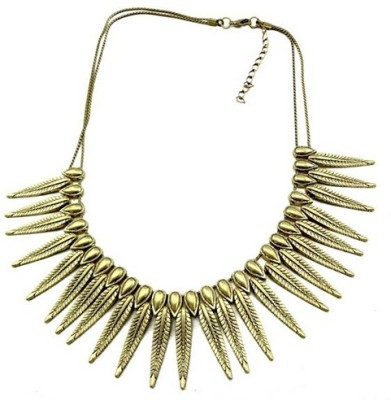 Turning Heads Alloy Necklace