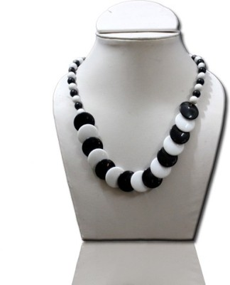 Aza Collections Plastic Necklace