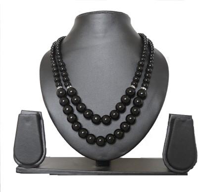 udhayam Blacky Stone Necklace