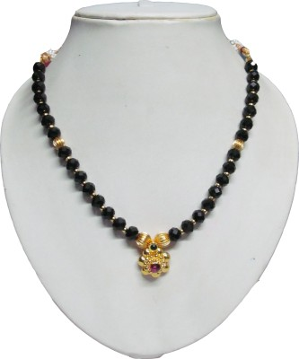 Swapnagandha Jewellery Crystal Necklace