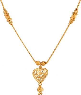 WHP Jewellers GCHD15075901 Precious Chain(Yellow Gold 22kt NA)
