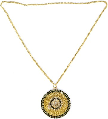 Vandna Wellspring VWN000028 Metal Necklace