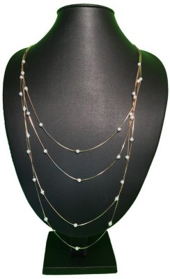 Chains n Charms Crystal Zinc Chain
