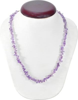 Cosmic 7 Jewellery Amethyst Silk Dori Necklace