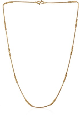 Jisha CH2536214-8 Precious Chain(Yellow Gold 22kt NA)