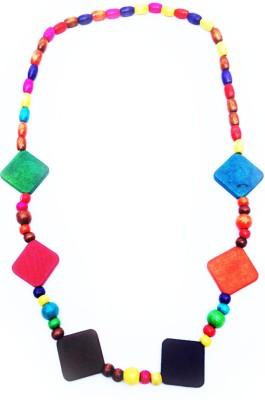 Jocular Wood Necklace