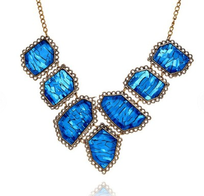 Fashion Berg Accessories Alloy Necklace