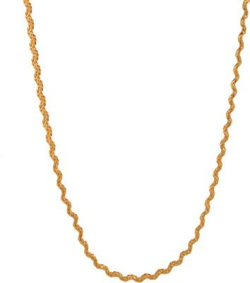 WHP Jewellers GCHD15062857 Precious Chain(Yellow Gold 22kt NA)
