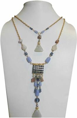 Junk Priyam Brass Plated Alloy Necklace