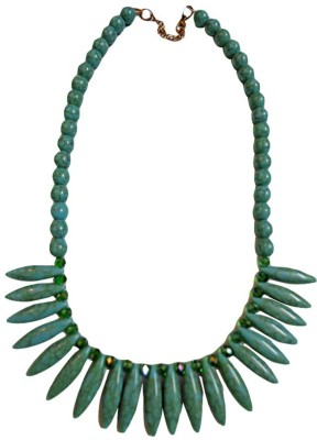 NM Products Beads Acrylic Necklace