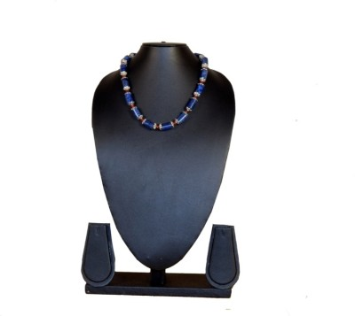 Needle Kraft Lapis Lazuli Stone Chain