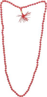 Bhagwati Enterprises Monga Mala Plastic Necklace