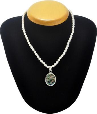 Cosmic 7 Jewellery Pearl Silk Dori Necklace