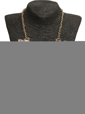 Outdazzle Metal Necklace Set