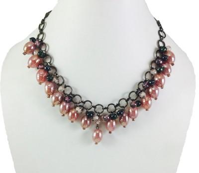 Bijoux 1940 Metal Necklace