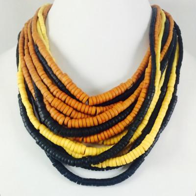 Bijoux 1940 Bone Necklace