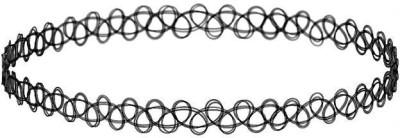 Via Mazzini 90s Fake Tattoo Choker Necklace (NK0310) Plastic Choker