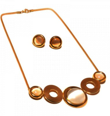 Sanaa Creations Alloy Necklace at flipkart