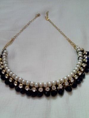 Minha Metal, Stone Necklace