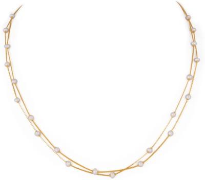WHP Jewellers GMALD15041498 Precious Chain(Yellow Gold 22kt NA)