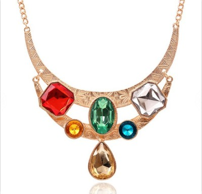 Fashion Berg Accessories Metal Necklace