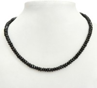 Little India Glamorous Handcarved Black Beaded 213 Spinel Stone Chain best price on Flipkart @ Rs. 884