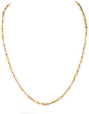 WHP Jewellers GCHD14003168 Precious Chain(Yellow Gold 22kt NA)